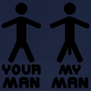 Your My Man T-shirts - Basebollkeps