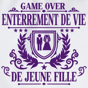 Enterrement de vie de jeune fille - Game Over Sweat-shirts - Sac de sport léger