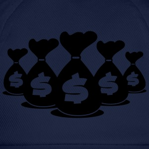 Money Bags Camisetas - Gorra béisbol