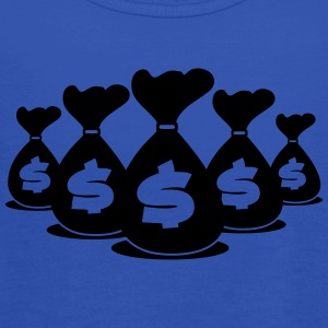 Money Bags T-shirts - Dame tanktop fra Bella