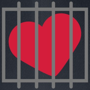 Heart In Jail T-shirts - Flexfit baseballcap
