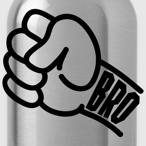 Bro T-Shirts - Water Bottle