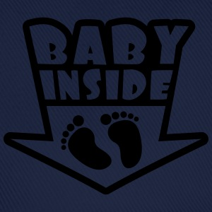 Baby Inside Feets Tee shirts - Casquette classique