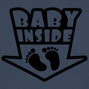 Baby Inside Feets Tee shirts - T-shirt manches longues Premium Homme