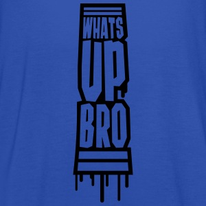 Whats Up Bro Magliette - Top da donna della marca Bella