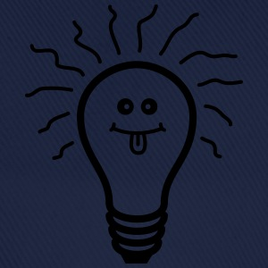Genius Light Bulb T-Shirts - Baseball Cap