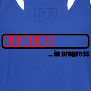 Genius in progress Camisetas - Camiseta de tirantes mujer, de Bella