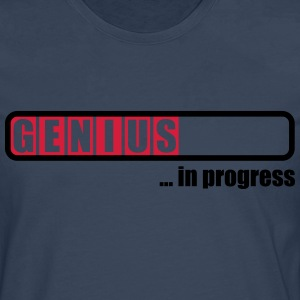 Genius in progress Tee shirts - T-shirt manches longues Premium Homme