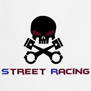 STREET RACING T-Shirts - Cooking Apron