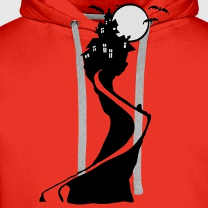 ghosthouse T-Shirts - Männer Premium Hoodie
