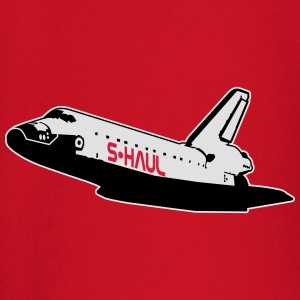 Space Shuttle: S-Haul (sarcastic) Hoodies & Sweatshirts - Baby Long Sleeve T-Shirt