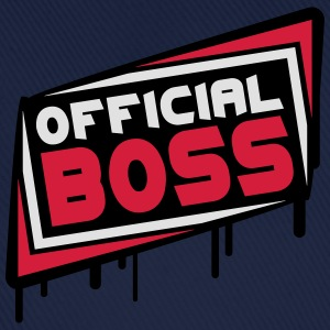 Official Boss T-shirts - Basebollkeps