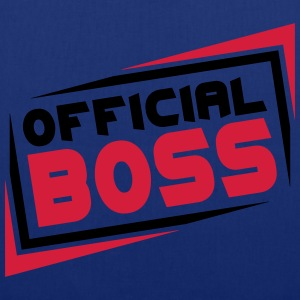 Official Boss T-shirts - Tygväska