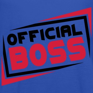 Official Boss Koszulki - Tank top damski Bella