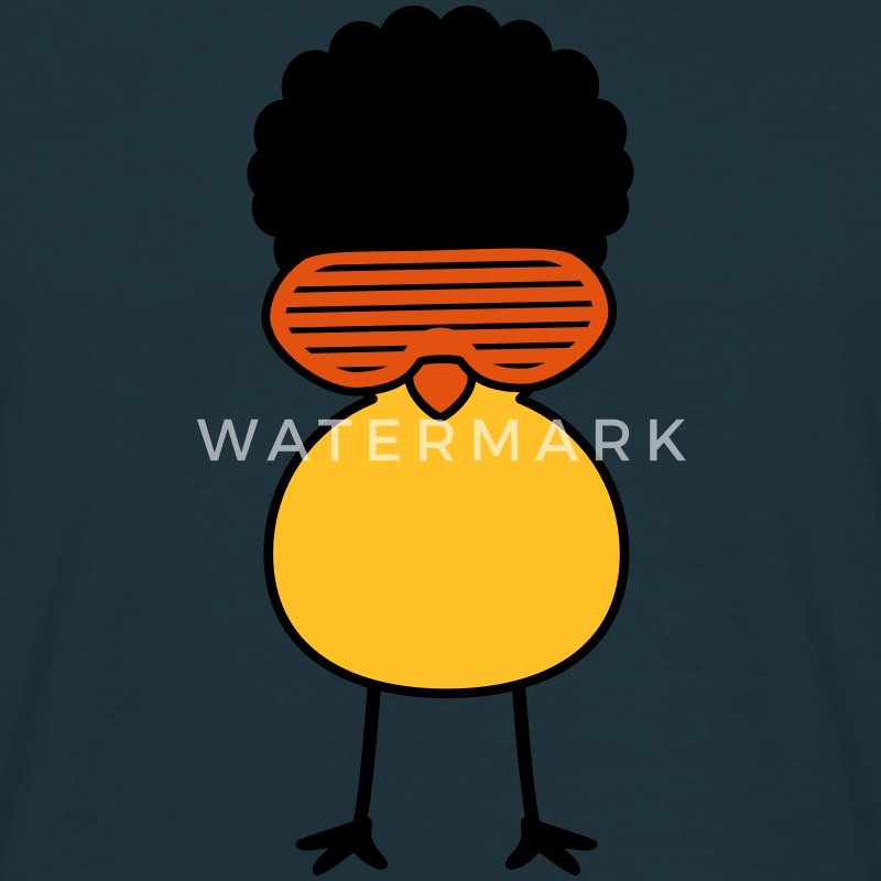 Funky Chick T-Shirts - Men's T-Shirt