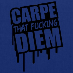 Carpe That Fucking Diem T-shirts - Tas van stof
