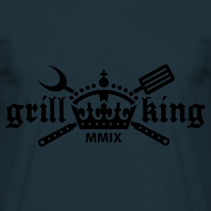 Grill King - T-shirt Homme