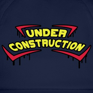 Under Construction T-shirts - Basebollkeps