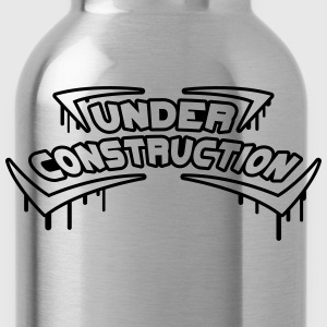 Under Construction T-Shirts - Trinkflasche