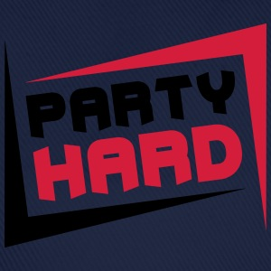 Party Hard T-shirts - Basebollkeps
