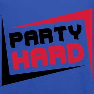 Party Hard T-shirts - Tanktopp dam från Bella