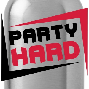 Party Hard T-shirts - Vattenflaska