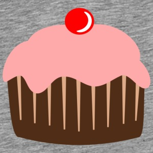 Cupcake cake candy cherry Accessories - Men's Premium T-Shirt