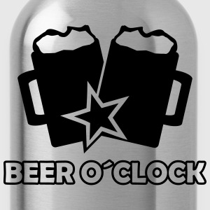 beer o´clock T-Shirts - Trinkflasche