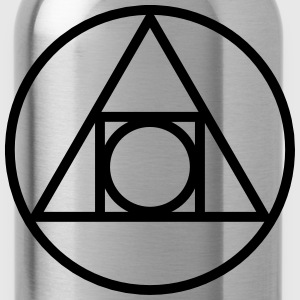 Squaring the circle T-Shirts - Water Bottle