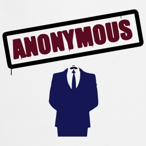 Anonymous T-Shirts - Cooking Apron