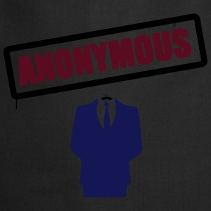 Anonymous Schild T-Shirts - Kochschürze
