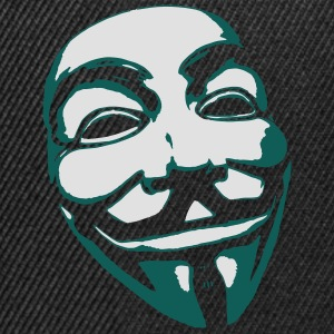 Anonymous Mask T-shirts - Snapback Cap
