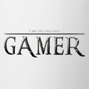 I am the original gamer Sweat-shirts - Tasse