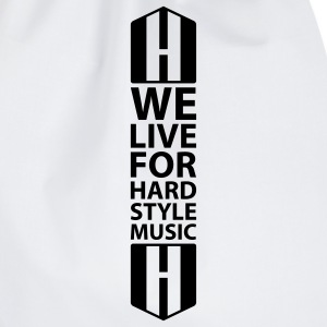 HARDSTYLE T-shirts - Gymtas