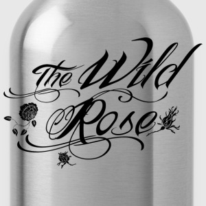 the wild rose T-Shirts - Trinkflasche