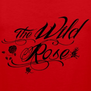 the wild rose T-Shirts - Männer Premium Tank Top