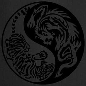 Tiger and Dragon - Kochschürze