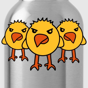 Bad Chicks T-Shirts - Water Bottle