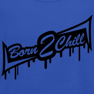 Born 2 Chill T-shirts - Dame tanktop fra Bella