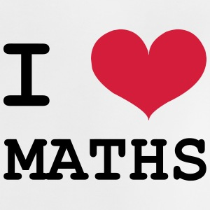 i love maths Tee shirts - T-shirt Bébé