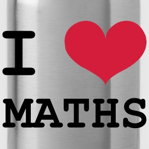 i love maths Tee shirts - Gourde