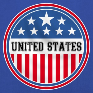 united states of america Shirts - Kids' Premium Hoodie