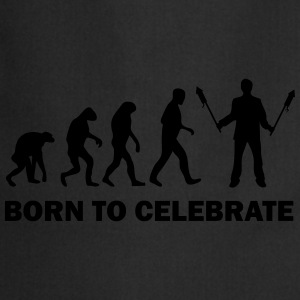 born to celebrate T-Shirts - Kochschürze
