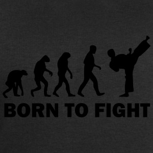 born to fight T-Shirts - Männer Sweatshirt von Stanley & Stella