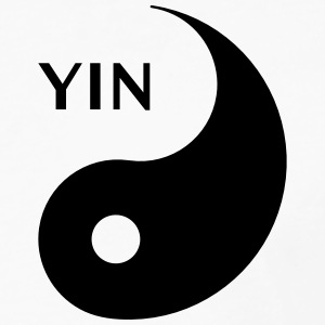 Yin looking for Yang, Part 1, tao, dualities Camisetas - Camiseta de manga larga premium hombre