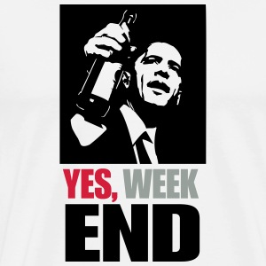 Yes Weekend - Männer Premium T-Shirt