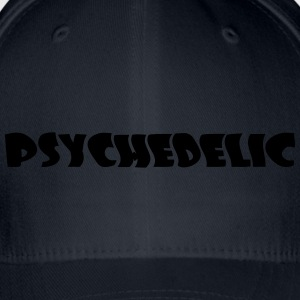 Psychedelic Tee shirts - Casquette Flexfit