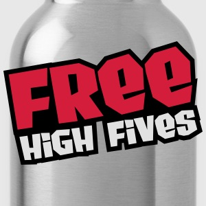 Free High Fives Tee shirts - Gourde