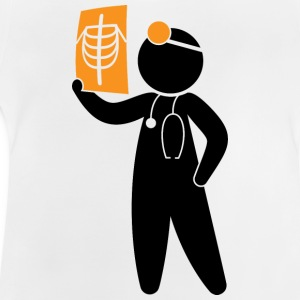 Doctor (dd)++2013 T-shirts - Baby T-shirt