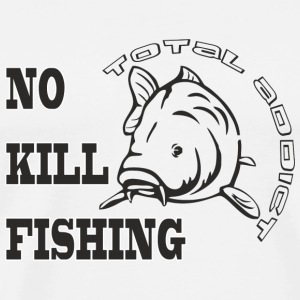 No-Kill-Fishing.png Casquettes et bonnets - T-shirt Premium Homme